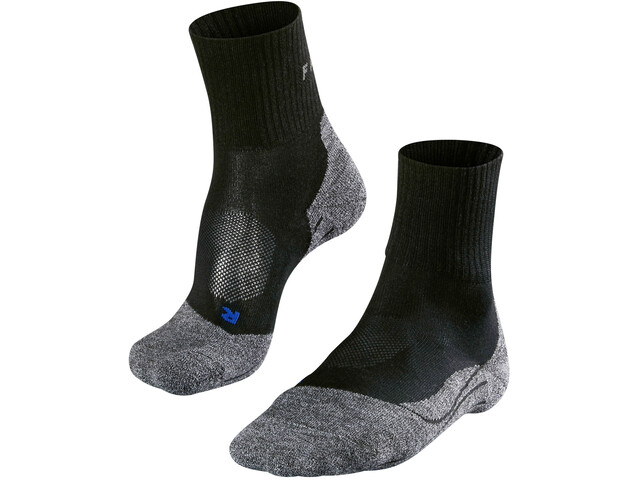 Falke TK2 Cool Short Trekking Socks Damen black-mix